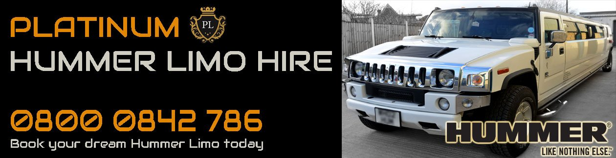 Platinum Hummer Limo Hire
